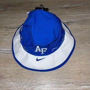 NEW Nike Dri-Fit AF  Blue/White Bucket/Safari Hat
